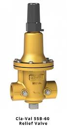 Cla-Val 55B-60 Relief Valve caption